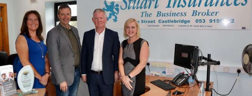 Stuart Insurances, M Darcy Aug 2019